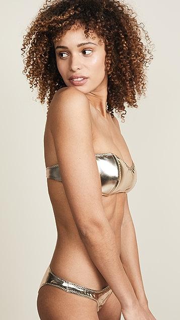 Lisa Marie Fernandez Natalie Bikini Set