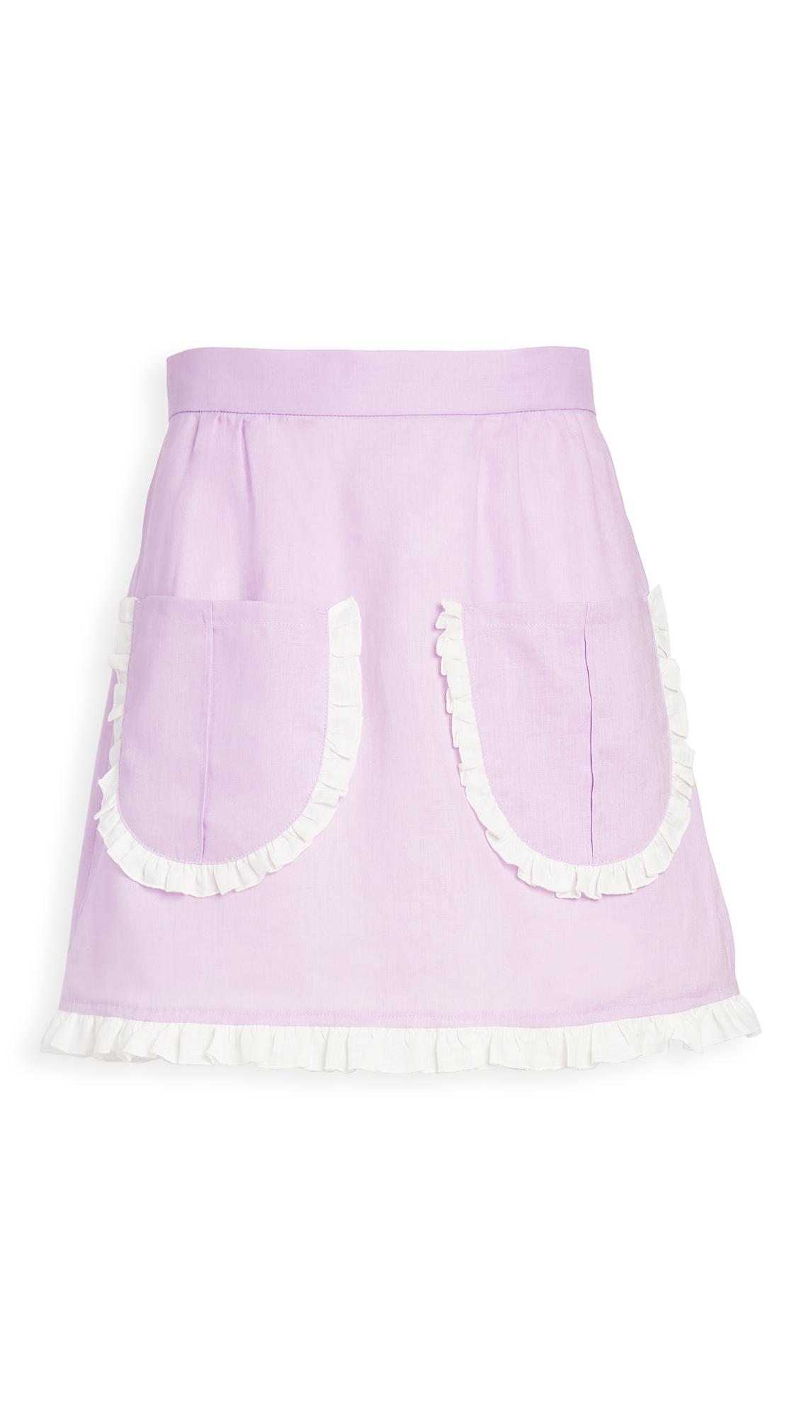 Lisa Marie Fernandez Holly Miniskirt