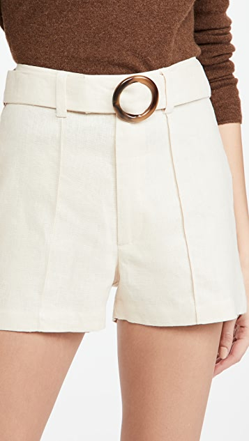 Lisa Marie Fernandez 系腰短裤