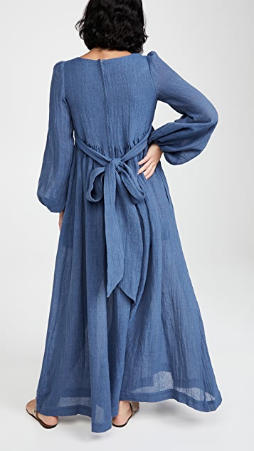 Lisa Marie Fernandez Carolyn 连衣裙