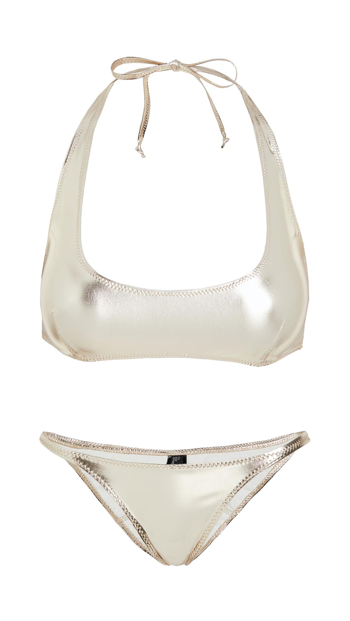 Lisa Marie Fernandez Amber Bikini Set