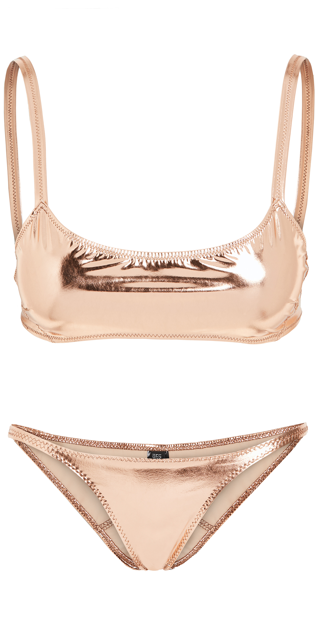 Lisa Marie Fernandez KK Bikini Set