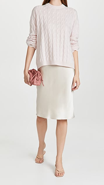 LISA YANG Seymour Cashmere Pullover