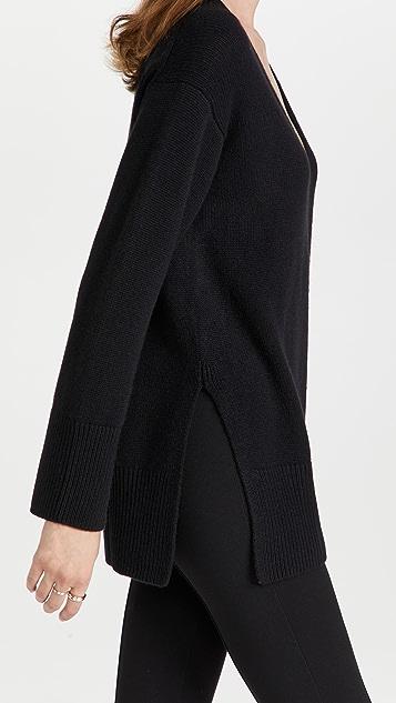 LISA YANG Victoria Cashmere Pullover