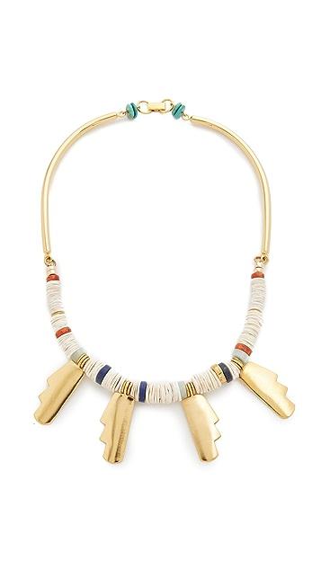 Lizzie Fortunato Lost City Necklace