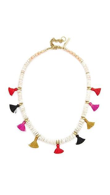 Lizzie Fortunato Land & Sea Necklace