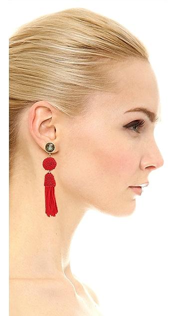 Lizzie Fortunato Havana Earrings