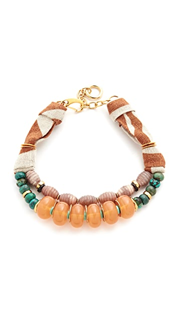 Lizzie Fortunato Central Market Collar Necklace