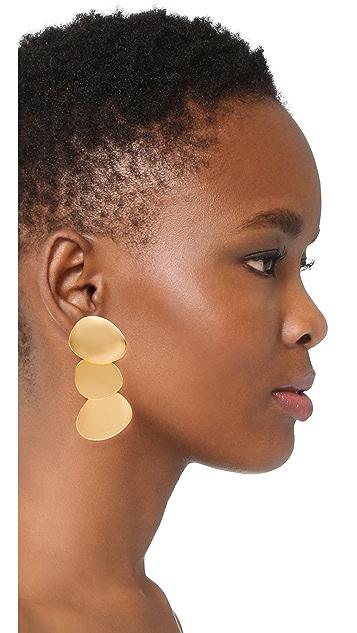 Lizzie Fortunato Goldsworthy Earrings