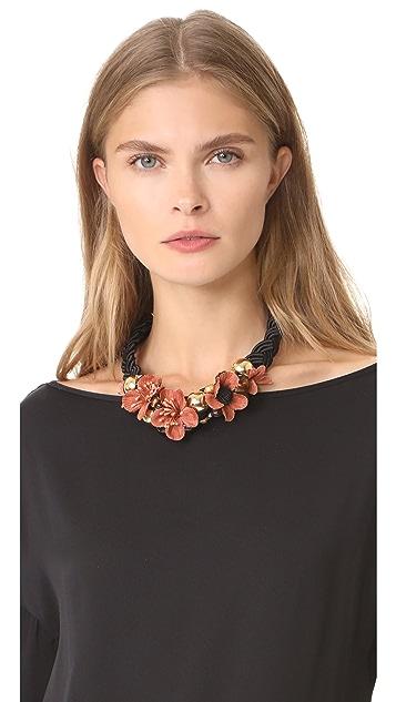 Lizzie Fortunato Desert Rose Necklace