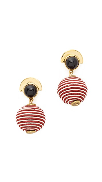 Lizzie Fortunato Mara Earrings