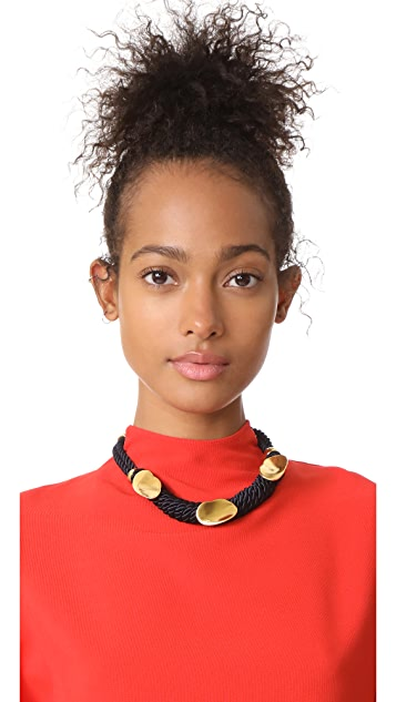 Lizzie Fortunato Zanzibar Necklace