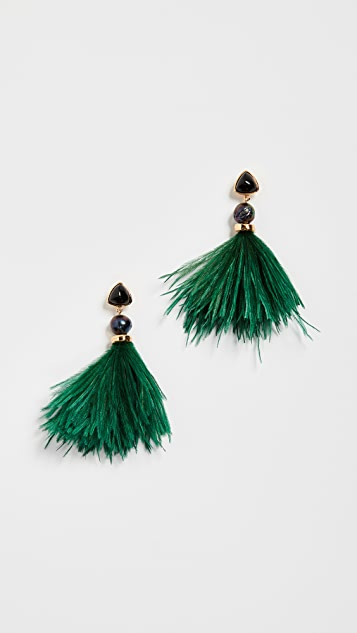 Lizzie Fortunato Parker Earrings
