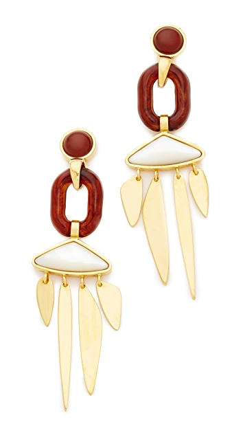 Lizzie Fortunato Larsen's Earrings
