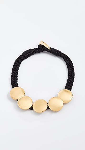 Lizzie Fortunato Hills Necklace