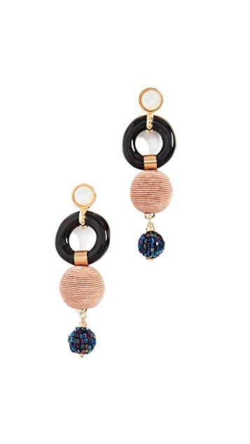 Lizzie Fortunato Le Loop Earrings