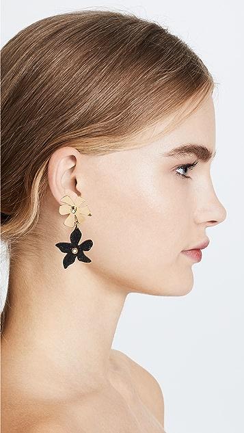 Lizzie Fortunato Dona Earrings