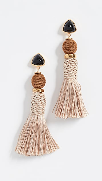 Lizzie Fortunato Modern Craft Earrings