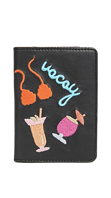 Lizzie Fortunato Passport Case