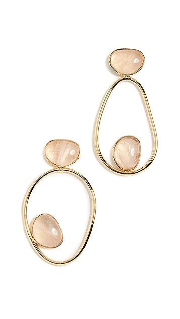 Lizzie Fortunato Echo Earrings