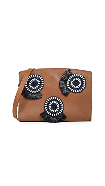 Lizzie Fortunato Pinwheel Leisure Bag