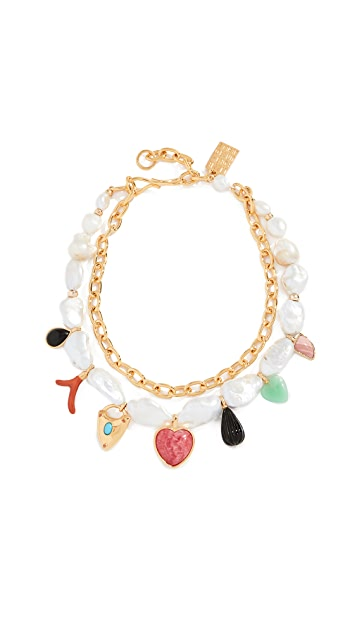 Lizzie Fortunato Positano Necklace