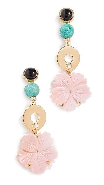 Lizzie Fortunato Sardinia Earrings