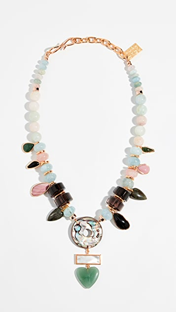 Lizzie Fortunato What's Old Is New Necklace
