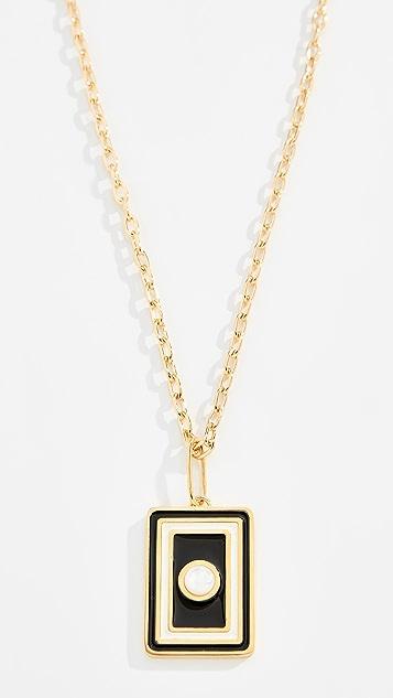Lizzie Fortunato Tarot Necklace