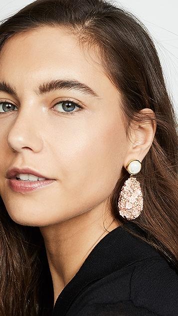 Lizzie Fortunato Roman Party Earrings