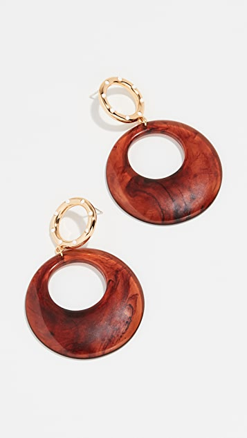 Lizzie Fortunato La Fonda Earrings