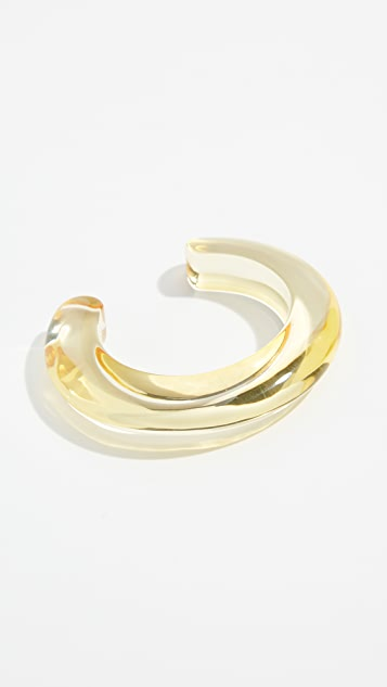 Lizzie Fortunato Ridge Cuff Bracelet
