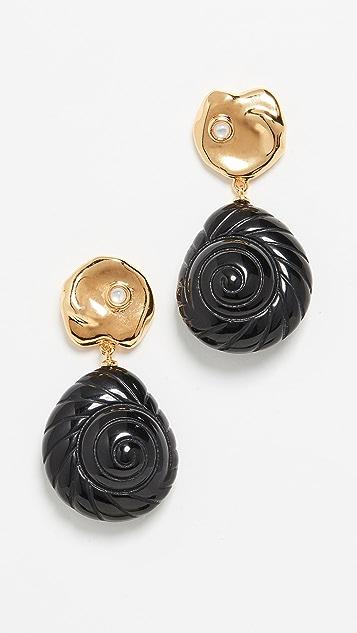 Lizzie Fortunato Venus Earrings