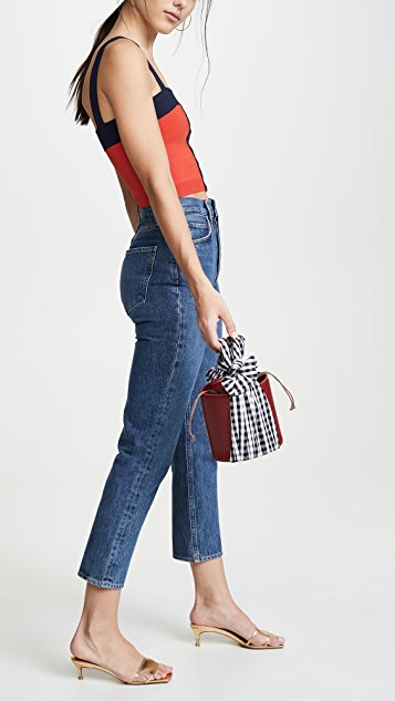 Lizzie Fortunato Florent Bucket Bag
