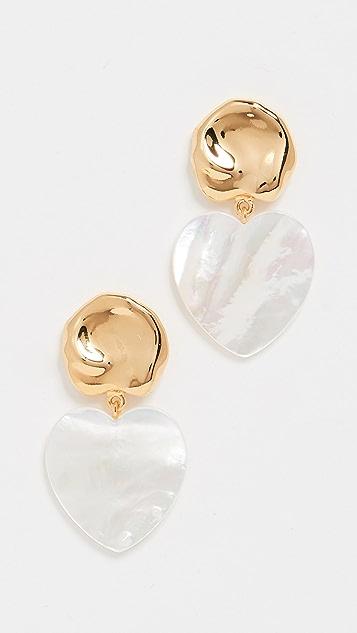 Lizzie Fortunato Venice Earrings