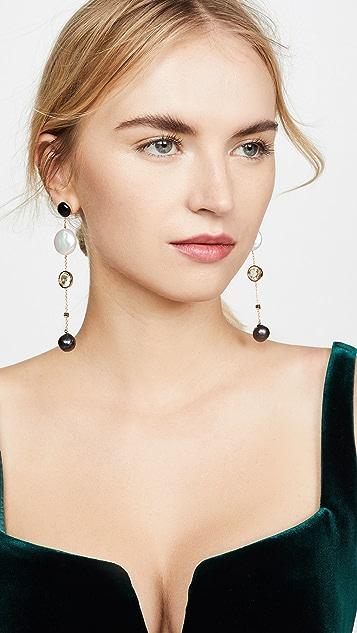Lizzie Fortunato Bon Vivant Earrings