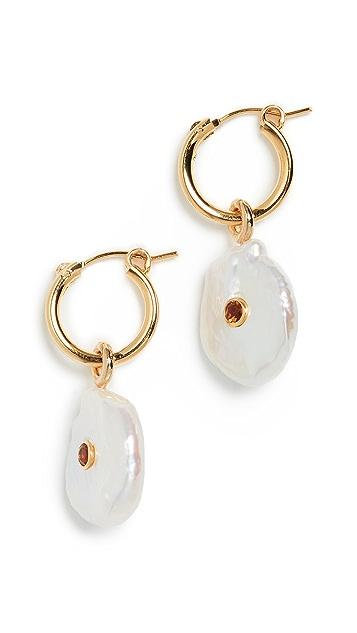 Lizzie Fortunato Pietra Earrings