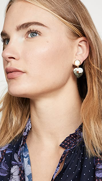 Lizzie Fortunato Forevermore Earrings