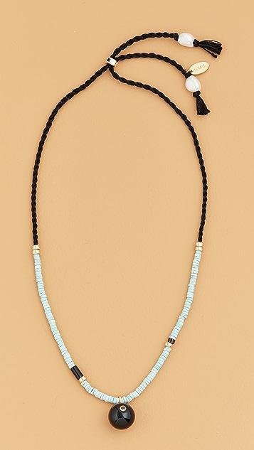 Lizzie Fortunato Orbit Necklace