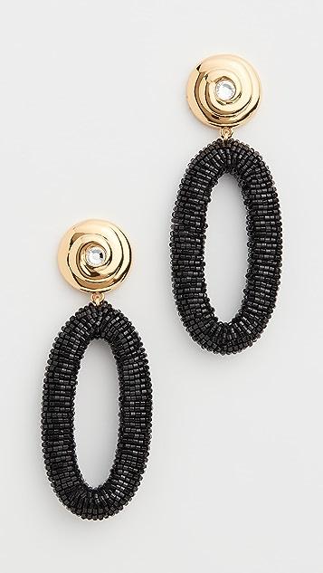 Lizzie Fortunato Allure 耳环