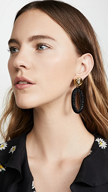 Lizzie Fortunato Allure Earrings