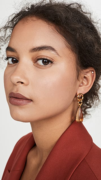 Lizzie Fortunato Desert Teardrop Earrings