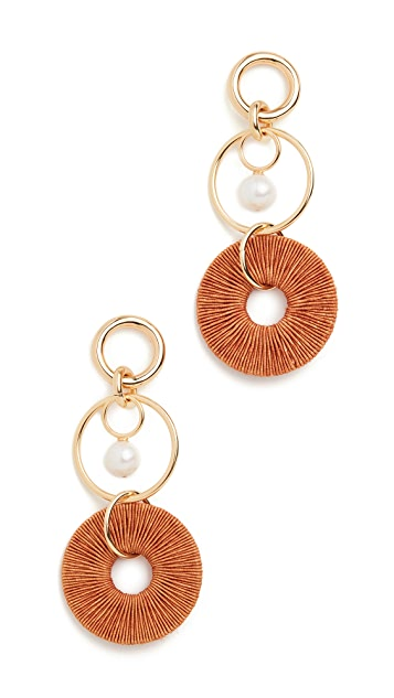 Lizzie Fortunato Santa Ana Earrings