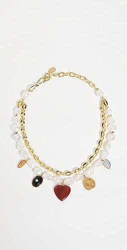 Lizzie Fortunato - Tarot Garden Necklace