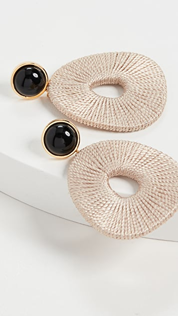 Lizzie Fortunato Clyde Earrings