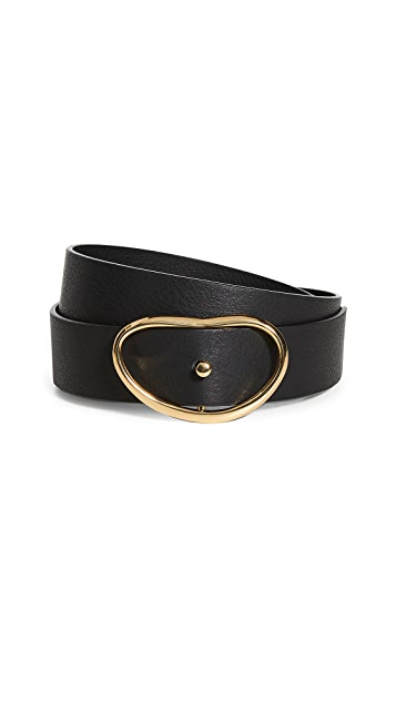 Lizzie Fortunato Wide Georgia Belt