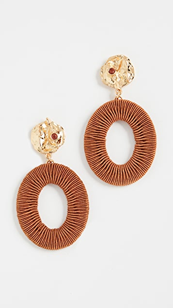 Lizzie Fortunato Lune Earrings