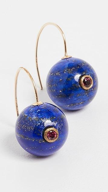 Lizzie Fortunato Comet Earrings