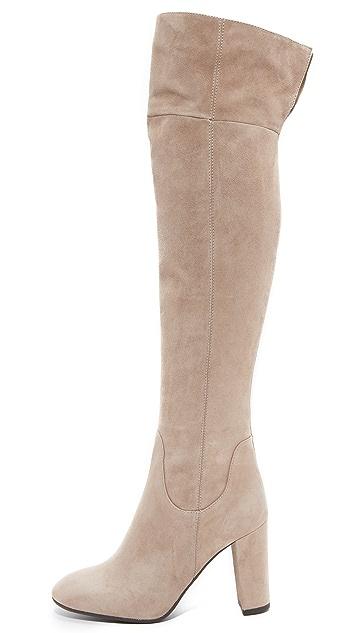 L.K. Bennett Kaelynn Thigh High Boots