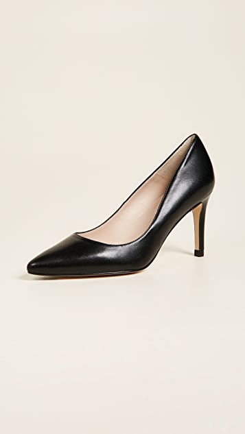 L.K. Bennett Floret Point Toe Pumps